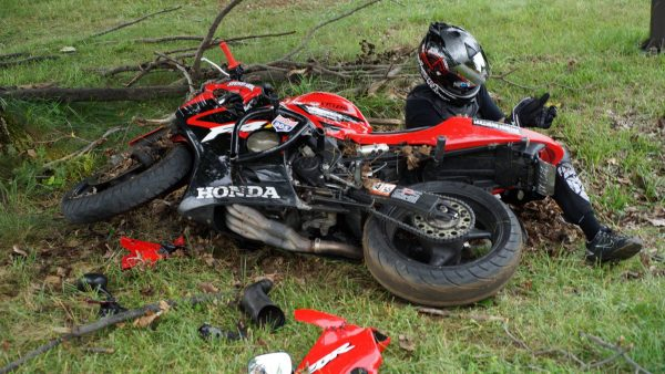 Notify loved ones of a motorcycle or auto accident