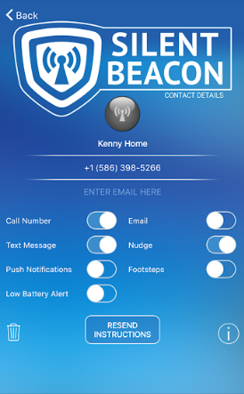 Emergency Alert Beacon