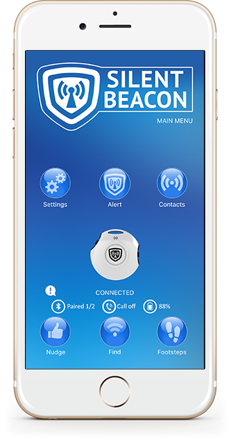 Panic Button & Safety App - Silent Beacon