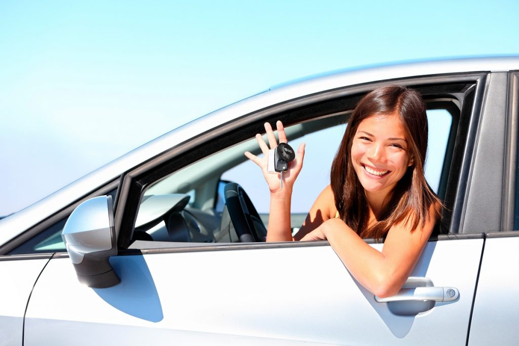 Teen driver safety device and app