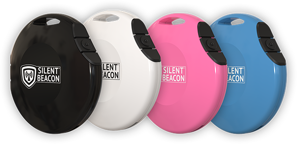 4 devices Panic Button and Safety App   Silent Beacon